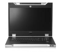 Комплект консоли HP LCD8500 1U для монтажа в стойку (Россия) (AF643A)