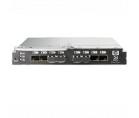 HP BladeSystem Brocade 8/ 12c SAN Switch (8+16 ports) (8 external SFP slots, incl 2x8Gb LC SW SFP, 12 ports enabled for any combination (int and ext), rep. AJ820A (AJ820B)