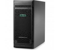 Сервер HPE ProLiant ML110 Gen10/ Xeon 3106 Bronze/ 16GB/ S100i (ZM/RAID 0/1/10/5)/ noHDD(4/up 8 LFF)/ noODD/ iLOstd/ 2NHP Fan/ 2x 1GbEth/ 1x 550W (P03685-425)